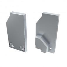 Заглушка для ALM-GLASS-6 левая глухая (ARL, Металл) 2 шт