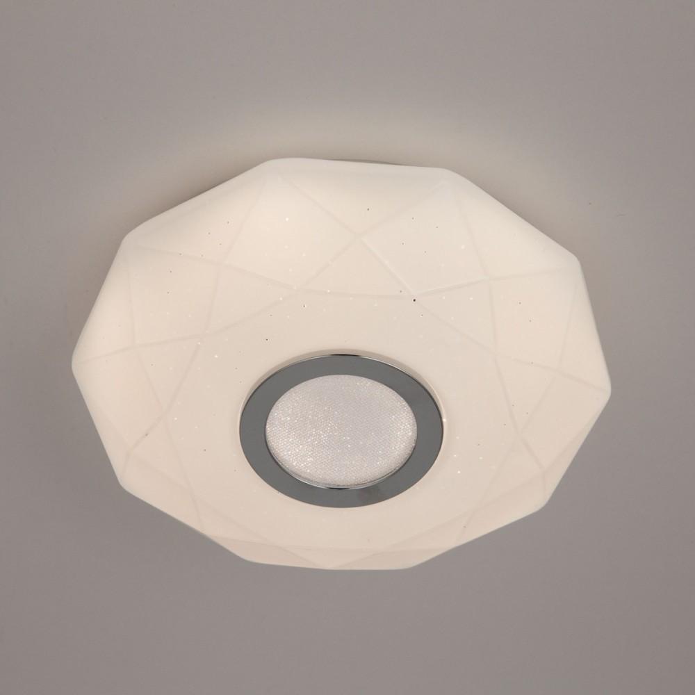 Светильник светодиодный Citilux CL713B10 Диамант Хром