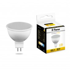Лампа светодиодная Feron LB-560 MR16 G5.3 9W 2700K
