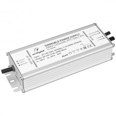 Блок питания ARPV-UH24200-PFC-DALI-PH (24V, 8.3A, 200W) (ARL, IP67 Металл, 7 лет)